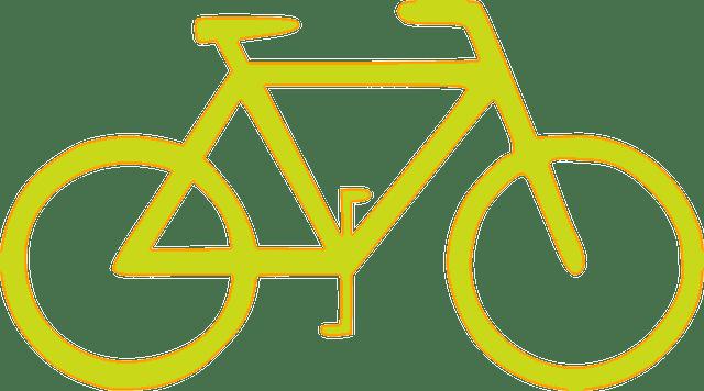 bici sulla Via Verde