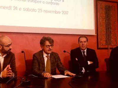 Da sx Emiliano Bozzelli, Roberto Di Vincenzo, Enrico di Giuseppantonio, Giuseppe De Marco-1-2